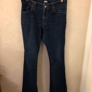 Levi Strauss 525 Boot Cut Jeans